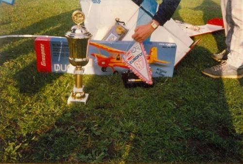 De behaalde prijzen op bocholt 6-9-1987