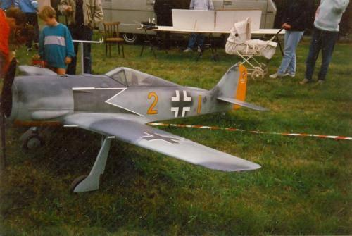 Focke Wulf op willebroek 19-9-1987